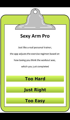 玩免費健康APP|下載性感手臂鍛煉 app不用錢|硬是要APP