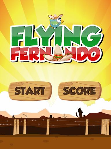 Flying Fernando