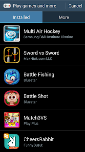 GROUP PLAY APK Descargar