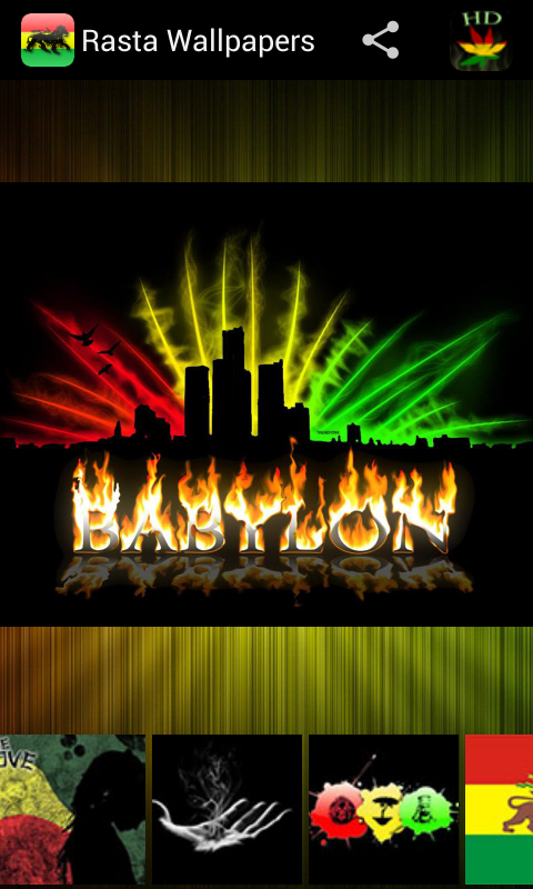 Rasta HD Wallpapers- screenshot