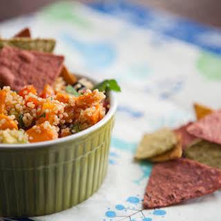 Sweet Potato Quinoa Salad.