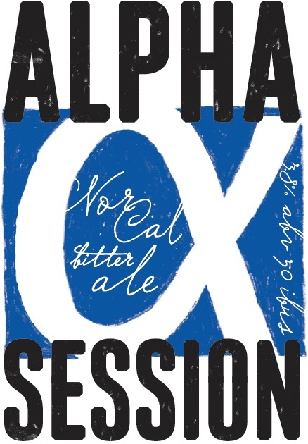 Logo of Drake's Alpha Session IPA