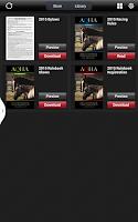 Screenshot of AQHA Rules