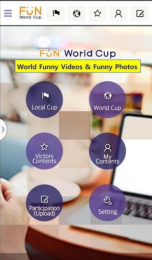 Fun World Cup - 面白い写真 面白い動画