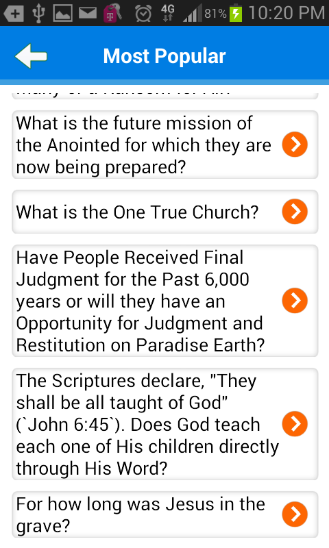 the bible questions and answers Everyone has questions when it comes to the bible a close look at the text and the context offers the answers.
