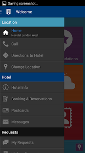 Novotel Virtual Concierge - screenshot thumbnail