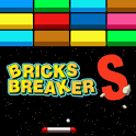 Brick breaker- free icon