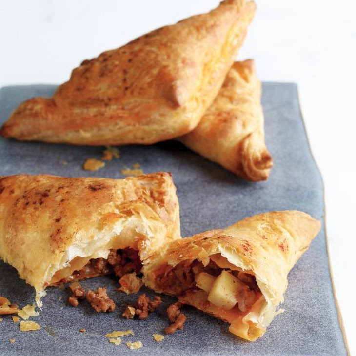 Beef and Potato Hand Pies Recipe