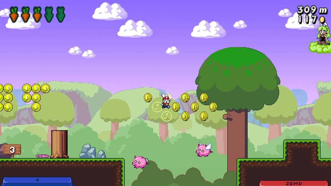 Super Bunny Land - screenshot