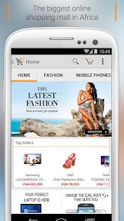 JUMIA Online shopping - screenshot thumbnail