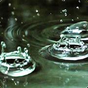 Raindrops Live Wallpaper HD 2