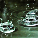 Raindrops Live Wallpaper HD 2
