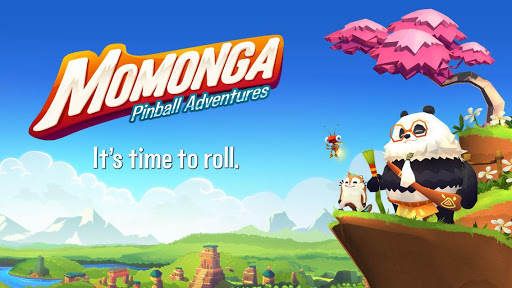 Momonga Pinball Adventures  screenshots 1