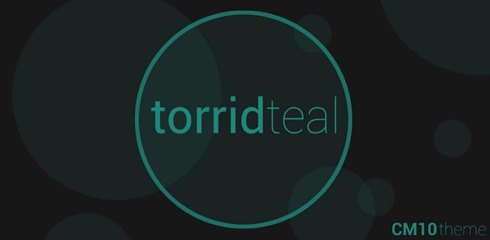 Torrid Teal - ver. 1.1