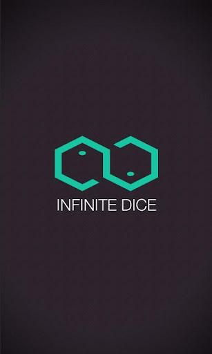 Infinite dice