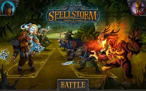 Spellstorm - screenshot thumbnail