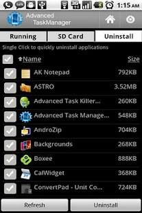 Advanced Task Manager- screenshot thumbnail