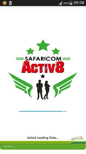 Safaricom Activ8