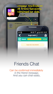 5 Chat Room Messenger App screenshot