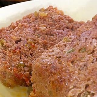 Smokey Apple Cinnamon Meatloaf