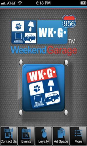 Weekend Garage