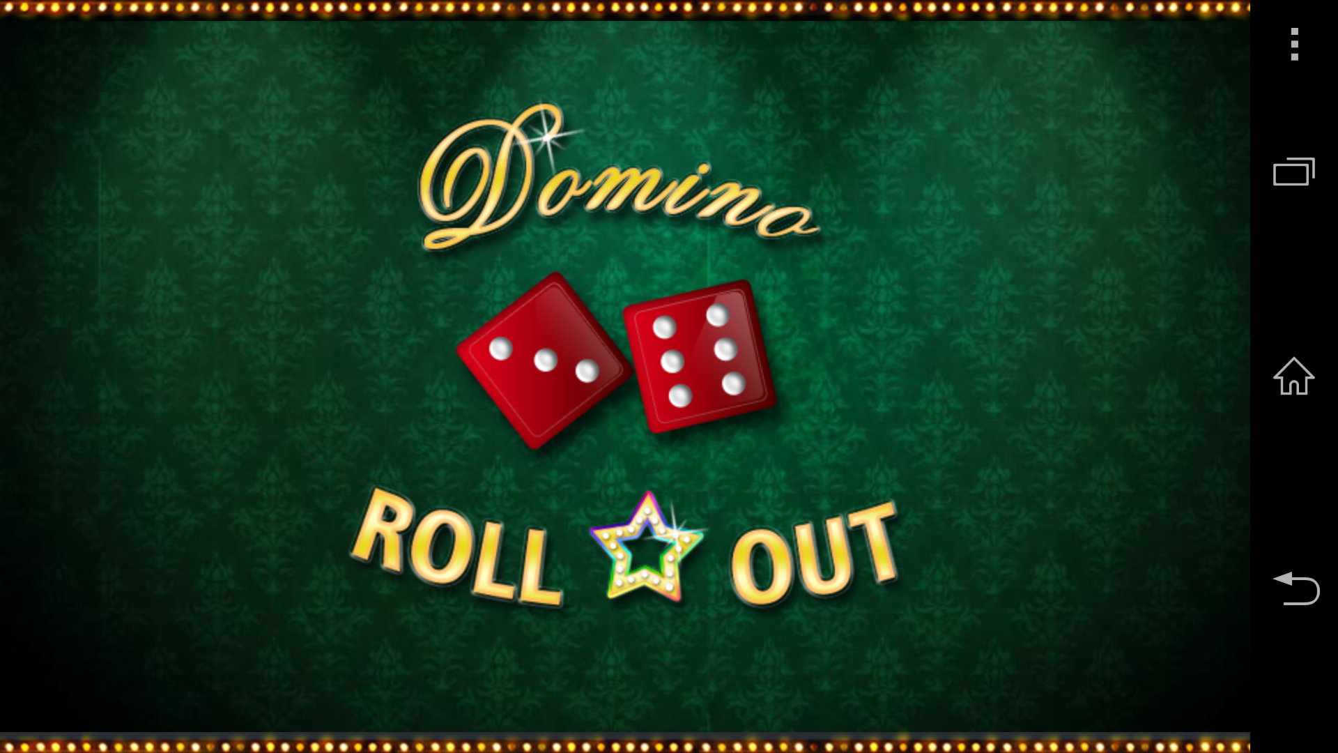 Domino Roll*Out screenshot #1
