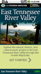 East Tennessee River Valley- screenshot thumbnail