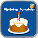 Birthday Scheduler for Fb Lite logo