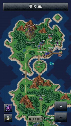 クロノ地図