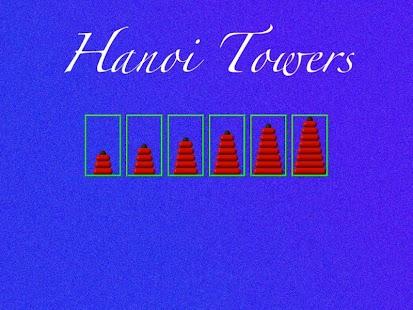 Hanoi Towers 解謎 App-愛順發玩APP