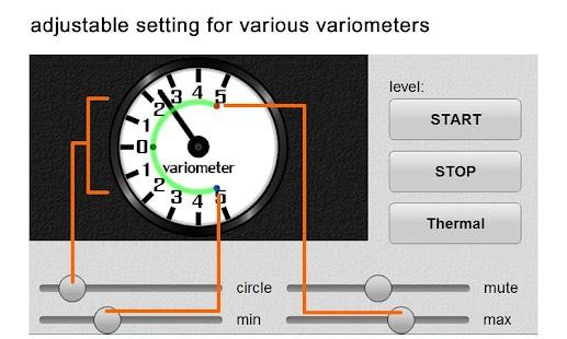 VarioBeeper- screenshot thumbnail
