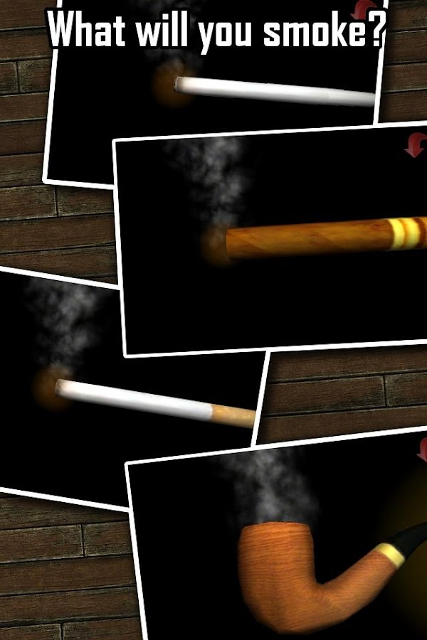 Roll and Smoke 3D- screenshot