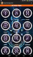 Screenshot of Daily Horoscope 2014