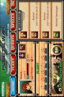 Screenshot of Fleets War