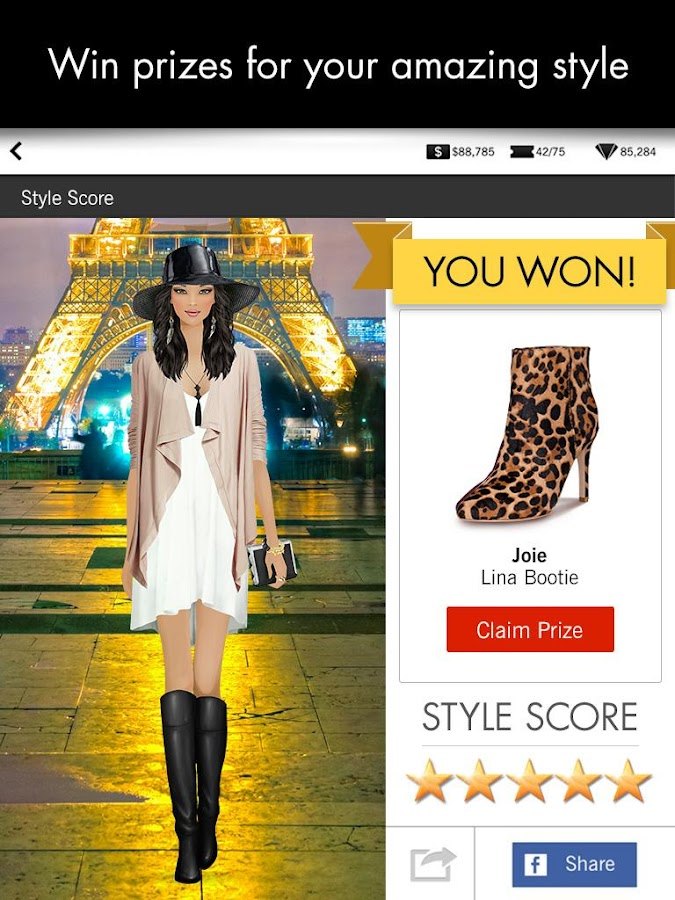 Covet Fashion Shopping Game Android Apps On Google Play