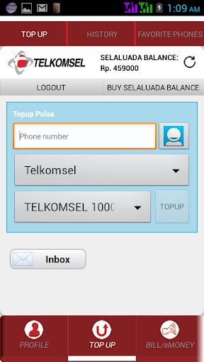 SelaluAda Pulsa  screenshots 2
