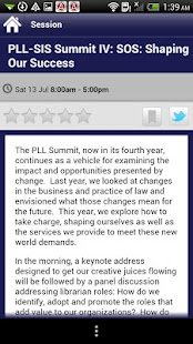 AALL Annual Meeting 2013 - screenshot thumbnail