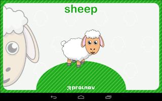 Screenshot of Kids Game: Farm Animals Free