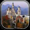 Burgen Puzzle Spiele
