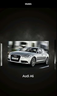 Audi Encyclopedia - screenshot thumbnail