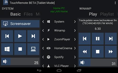 Download TouchRemote BETA APK on PC