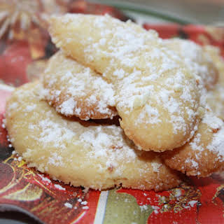 German Vanilla Cookies.
