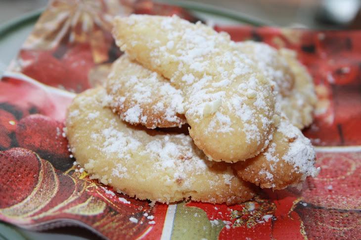 German Vanilla Cookies