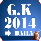GK 2014-15 & Current Affairs
