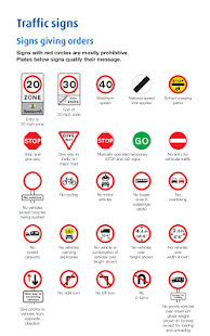 UK Driving Theory Test Lite - screenshot thumbnail