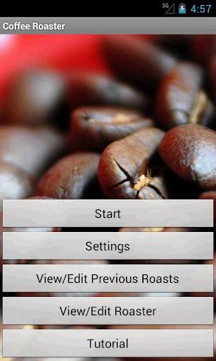 커피 로스터 Coffee Roaster