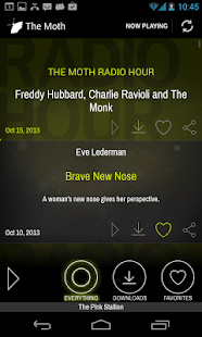 The Moth- screenshot thumbnail