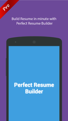 Perfect Resume Builder Pro