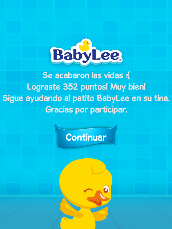 Babylee - screenshot