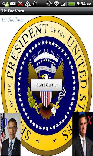 チックタック投票Pr.Obama Vロムニー
